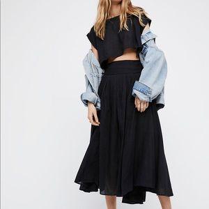 Free People Sundown Skirt Set